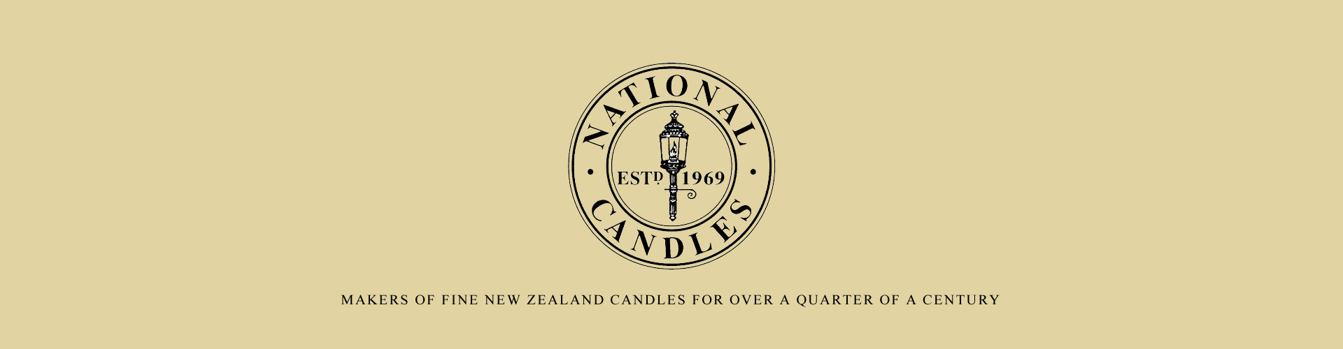 National Candles Wellington